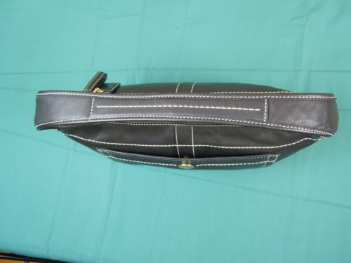 Coach Ergo Style # 10740 Hobo Black Leather Shoulder Purse Handbag