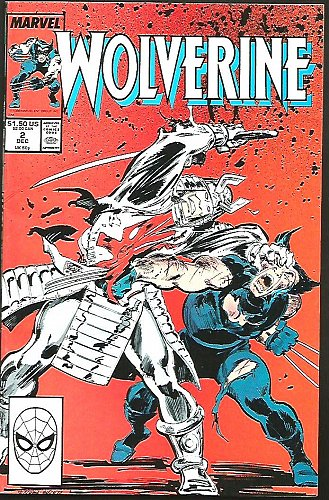WOLVERINE #2 Near Mint sold as VF- or better Marvel Comic A REAL BEAUTY