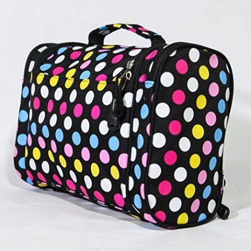 Cosmetic Bag MakeUp Organizer Hanging Toiletry Pouch Case Storage Travel Women