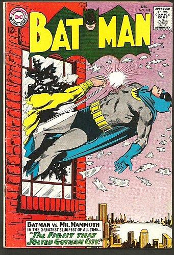 BATMAN #168 DC COMICS 1964 Silver Age Comic