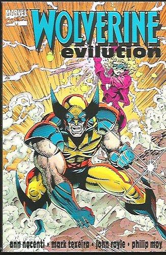 Wolverine: Evilution #1 (one shot) 1994 Marvel Comics) Deluxe Fomat VF/NM+ range