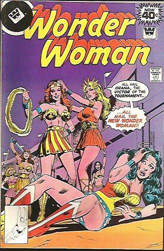 WONDER WOMAN #250 WHITMAN Fine-/Fine or better1978 (VARIANT)