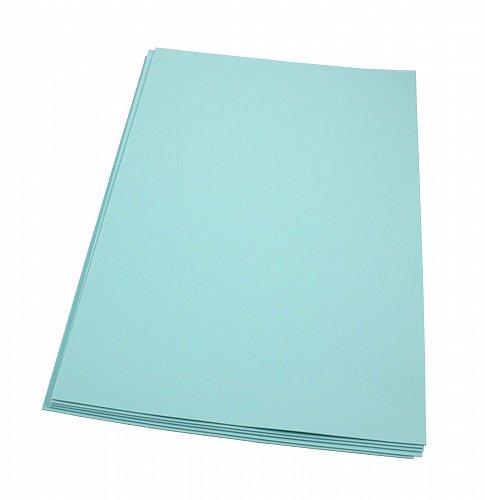 Craft Foam Sheets--12 x 18 Inches -Aqua- 5 Sheets-2 MM Thick