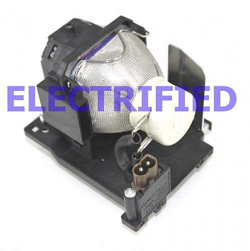 HITACHI DT-01123 DT01123 LAMP IN HOUSING FOR PROJECTOR MODEL HCPQ71