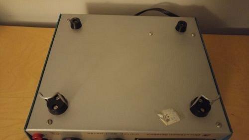 Bell & Howell Heath Schools Digital Multi meter tester 202 2 nixie console volt