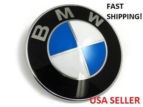 1999-2007 BMW 320i 323i 325i M3 330i OEM Rear Trunk Emblem 51148219237 74mm