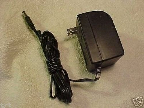 9v ac 1A 9 volt adapter cord = BXR1221 ALTEC LANSING speaker electric wall plug