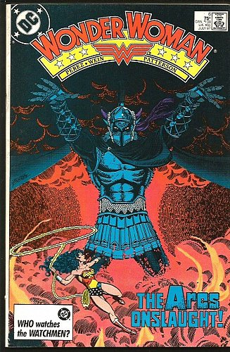 WONDER WOMAN #288 Colan, 52, 8, 6 PEREZ DC Comics 1988 HIGH GRADE ALL: 4 comics