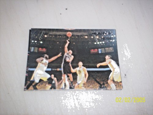 2013-14 Hoops courtside spurs Basketball Card #17 tony parker free shipping