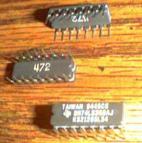 Lot of 25: Texas Instruments SN74LS368AJ KS21285L34