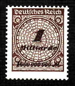 German MNH Scott #294 Catalog Value $.76