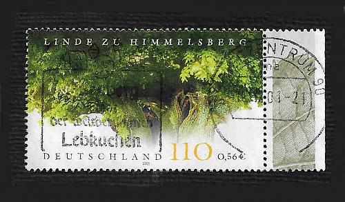 German Used Scott #2135 Catalog Value $.75