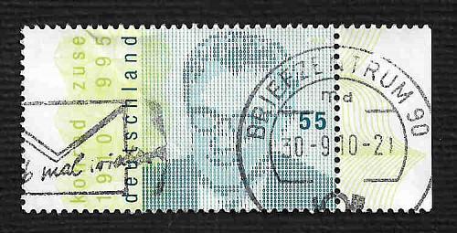 German Used Scott #2576 Catalog Value $.70
