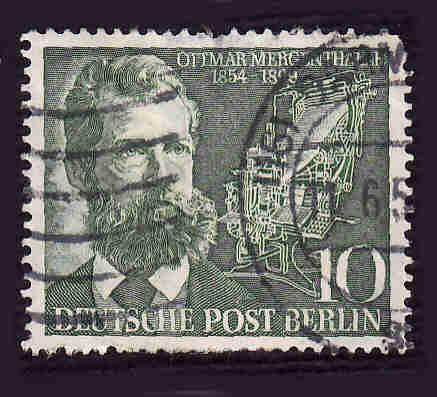 German Used Scott #9N105 Catalog Value $2.00