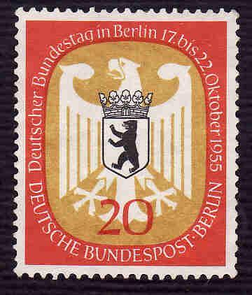 German Hinged ng Scott #9N1107 Catalog Value $3.95