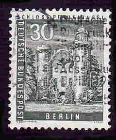 Germany Used Scott #9N130 Catalog Value $.85