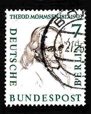 German Used Scott #9N148 Catalog Value $.25.