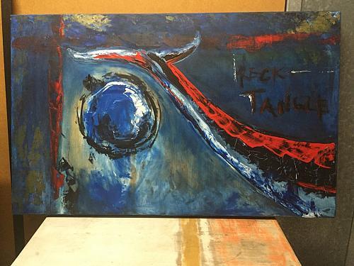 "The Whale aka ""Reck-Tangle"""