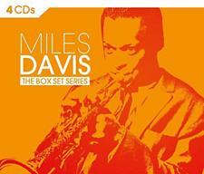 miles davis box set series new jazz 4 cd digi pak set