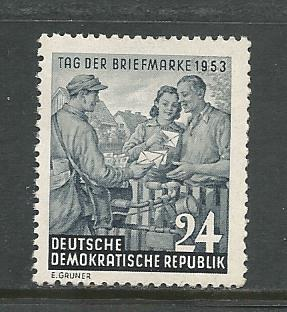 Germany DDR MNH Scott #178 Catalog Value $2.25