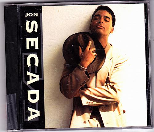 Jon Secada by Jon Secada CD 1992 - Very Good