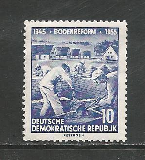 Germany DDR MNH Scott #256 Catalog Value $.60