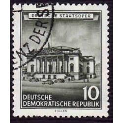 Germany DDR Used Scott #266 Catalog Value $.35