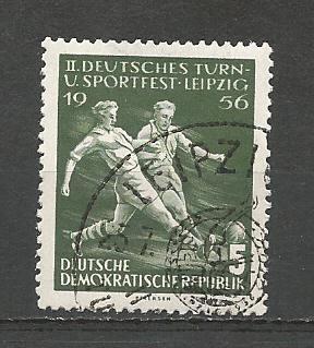 Germany DDR Used Scott #297 Catalog Value $.25