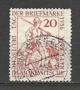 Germany DDR Used Scott #309 Catalog Value $.35