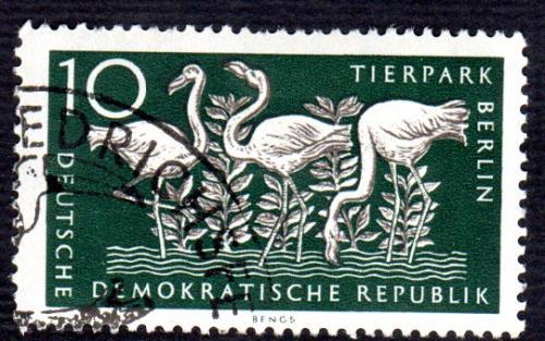 Germany DDR Used Scott #318 Catalog Value $.25