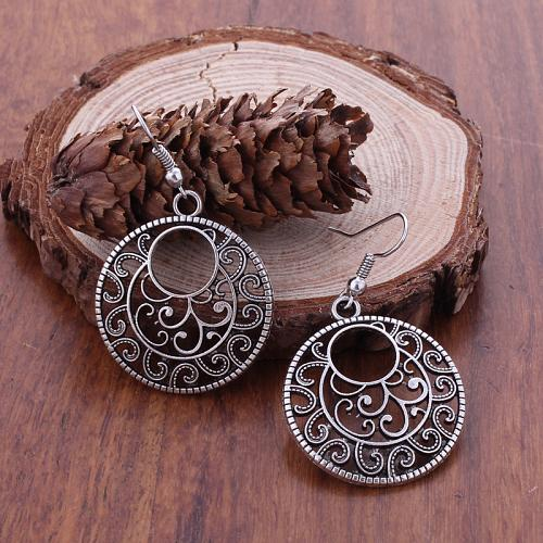 Filgree style Earrings