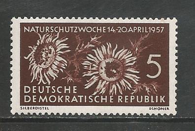 German DDR MNH Scott #325 Catalog Value $.25