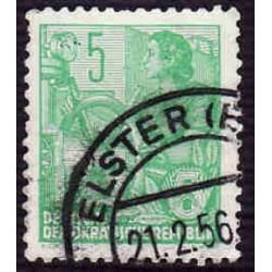 Germany DDR Used Scott #330 Catalog Value $.25