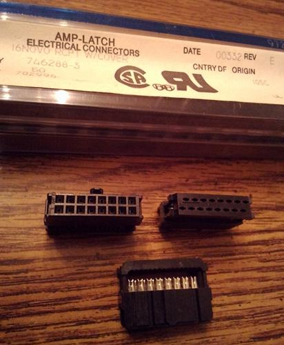 Lot of 86: Tyco 746288-3
