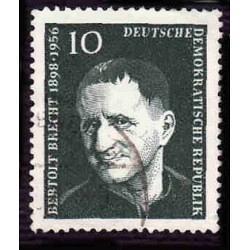 Germany DDR Used Scott #362 Catalog Value $.25