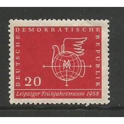 German DDR MNH Scott #377 Catalog Value $.30