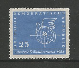 German DDR MNH Scott #378 Catalog Value $.30