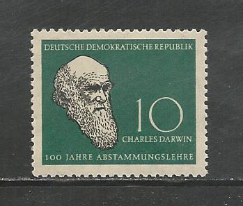 German DDR MNH Scott #388 Catalog Value $1.20