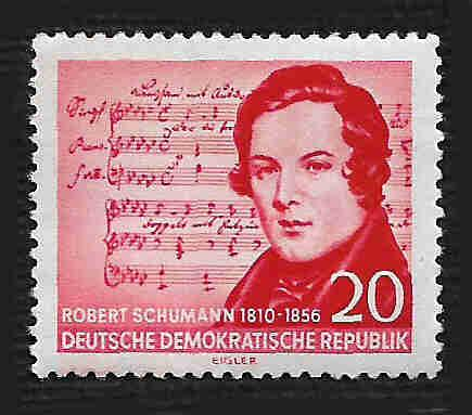 Germany DDR MNH Scott #296 Catalog Value $1.00