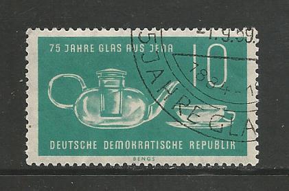 Germany DDR Used Scott #452 Catalog Value $.25