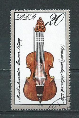 Germany DDR Used Scott #2031 Catalog Value $.25