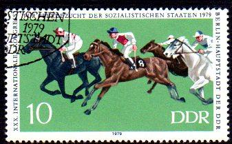 Germany DDR Used Scott #2035 Catalog Value $.25