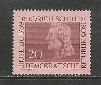 German DDR MNH Scott #468 Catalog Value $.45