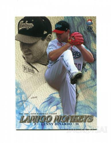 Lenny DiNardo 2015 TSC , Taiwan baseball card