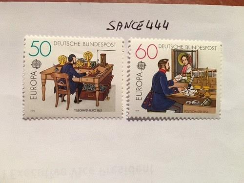Germany Europa 1979 mnh stamps