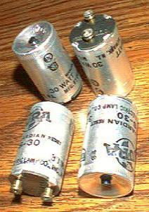 Lot of 30: DURA ELECTRIC FS-30 30 Watt Fluorescent Starters :: FREE Shipping
