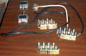 LOT: IBM Networking Components, Cables, Etc.