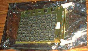 Hewlett Packard 33444-60002 Memory Expansion Card
