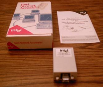 Intel 304711-001A UTP Media Filter for 16/4 TR networks