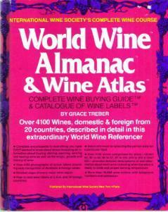 World Wine Almanac & Wine Atlas with Wine Labels photos